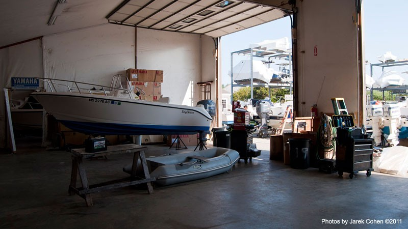 Complete Marine and Boat Service at Glyn's Marine