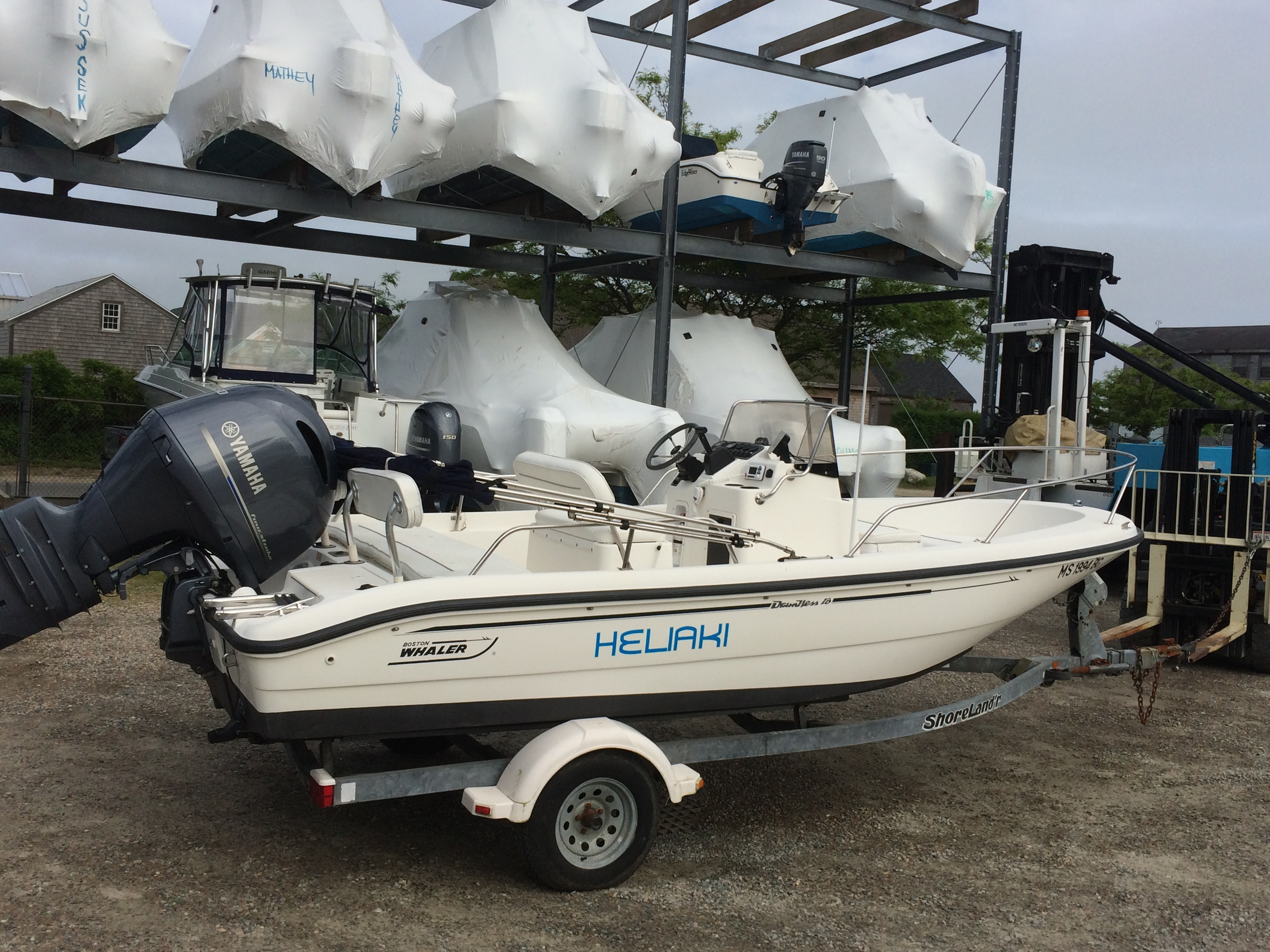 Used Boats on Nantucket MA For Sale at Glyns Marine